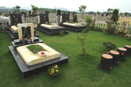 Bán đất nghĩa trang Lạc Hồng Viên