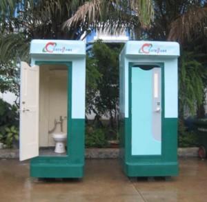 Nhà vệ sinh công cộng nơi thừa nơi thiếu