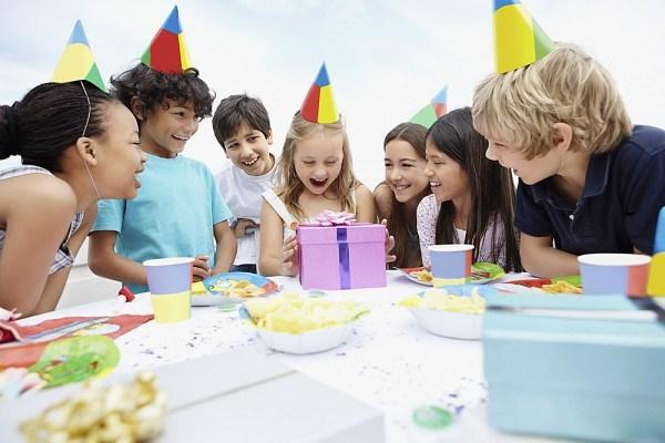 3 lưu ý cơ bản khi tổ chức tiệc sinh nhật cho bé