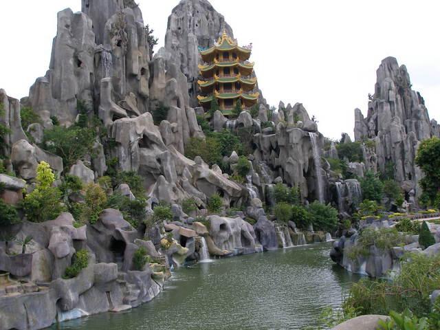 Khu du lịch Hồ Nam với những chùa chiền linh thiên