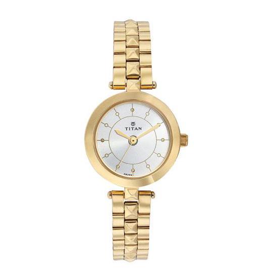 Đồng hồ Titan mạ vàng 18k chất lượng cao
