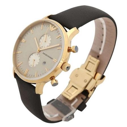 Đồng hồ dây da nam ở Đà Nẵng được lựa chọn nhiều nhất