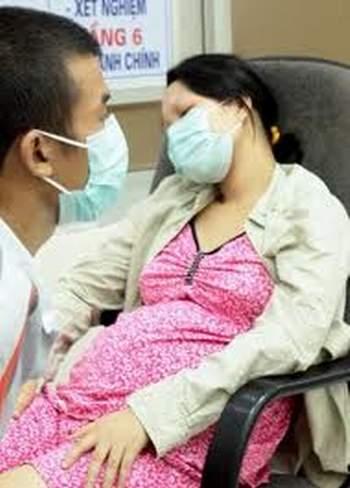Những lưu ý khi mang thai bị cảm cúm