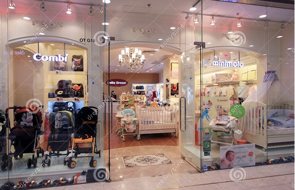 Giá xe đẩy em bé của hãng Combi