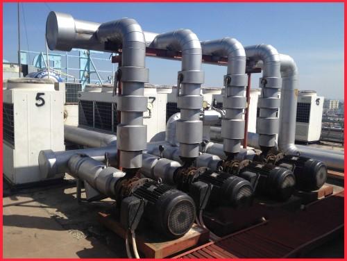 Các bước quan trọng trong quy trình kiểm định hệ thống lạnh