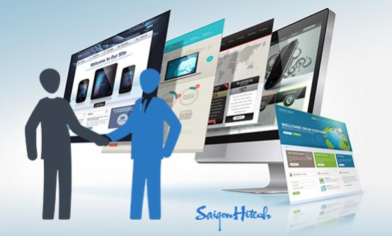 Tại sao nên thiết kế website tại Saigon Hitech
