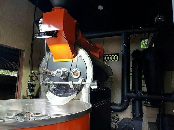 Vì sao máy rang cà phê kích thước nhỏ được yêu thích