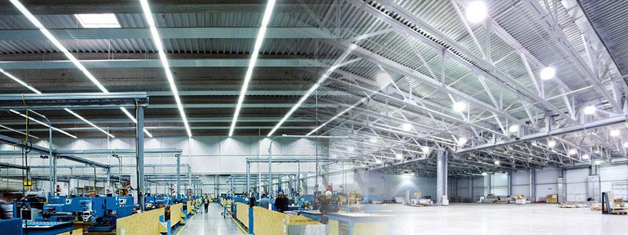 Giá đèn led nhà xưởng 200W bao nhiêu