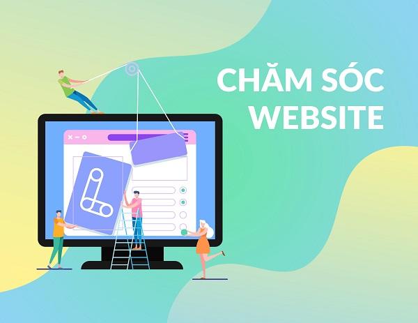 Dịch Vụ Chăm Sóc Website Tại Sài Gòn Hitech có gì đặc biệt